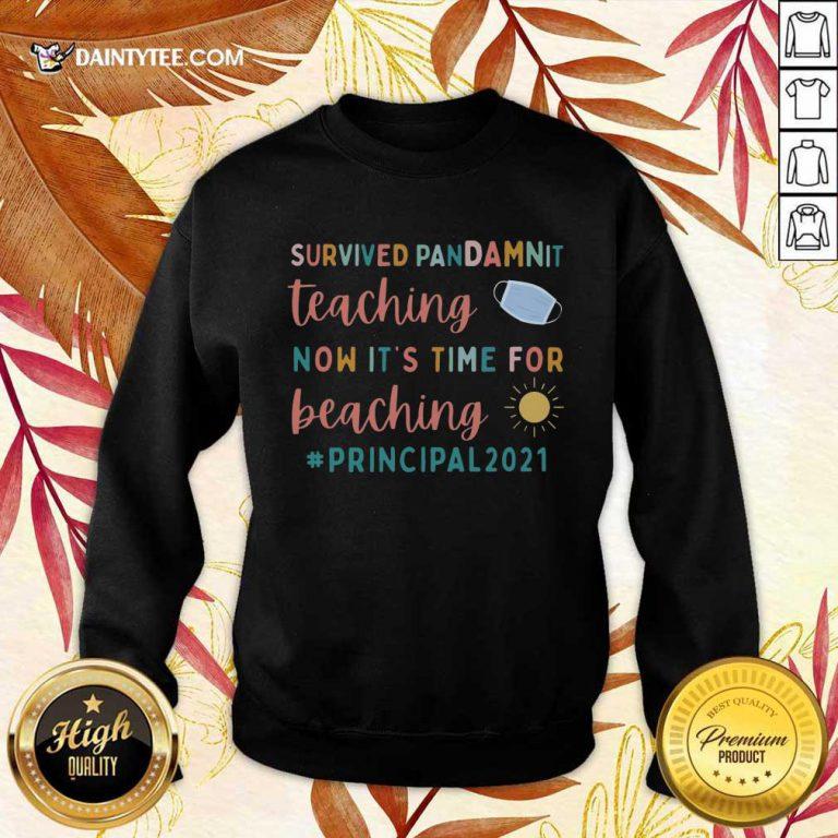 Teaching Principal 2021 Sweater