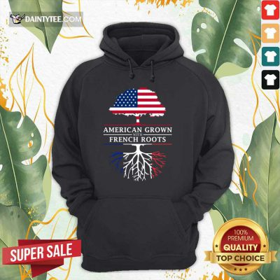 American Grown French Roots Hoodie