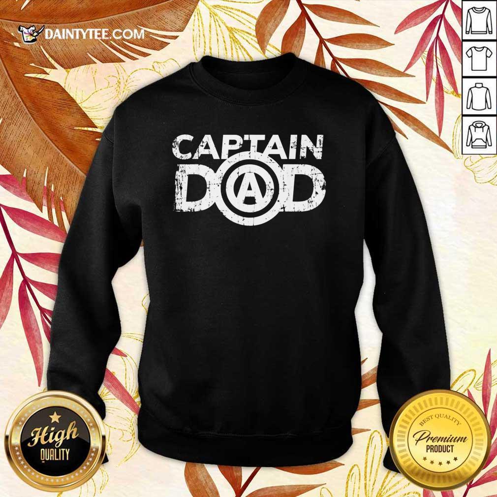 Captain Dad Sweater