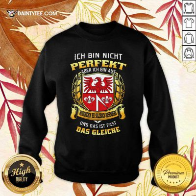 Ich Bin Nicht Perfekt Adliswil Das Gleiche Sweater