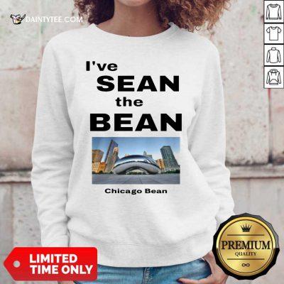 I've Sean The Bean Chicago Bean Sweater