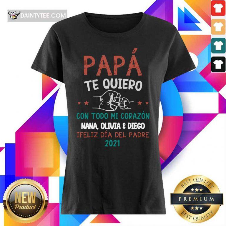 Pa Pá Te Quiero 2021 Ladies Tee