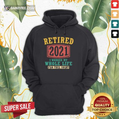 Retired 2021 Whole Life Hoodie