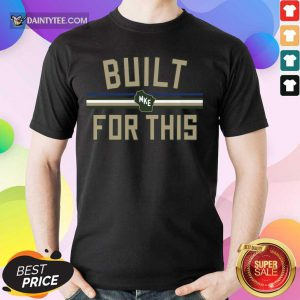 Top Built MKE For This Milwaukee Shirt