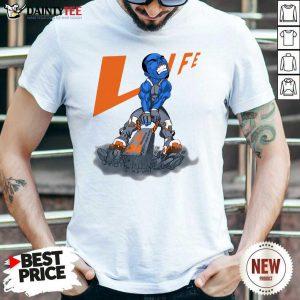 Goal Of Life Vintage Shirt