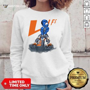 Goal Of Life Vintage Sweater