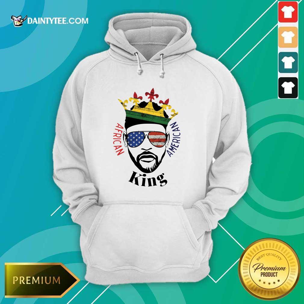 Hot King African American Hoodie
