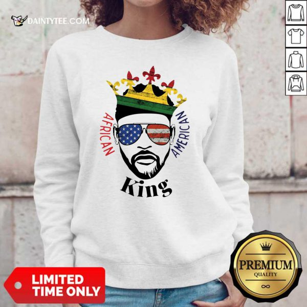 Hot King African American Sweater