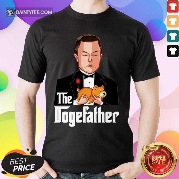 Hot The Dogefather Shirt