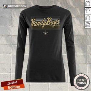 Hot Vandy Boys Long-sleeved