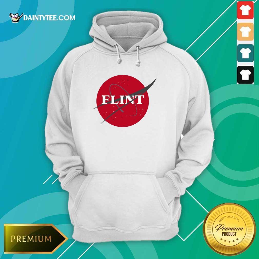 Nasa Flint Made To Match Jordan 13 Red Flint Hoodie