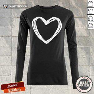 Nice Heart 2021 Long-sleeved